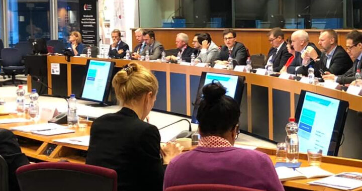 Fire Safety Conference European Parliament 2018